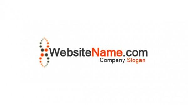 Dotted Swirl Logo Design - WeLoveSoLo
