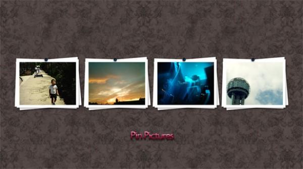 Online Photo Album Pin Pictures Set - WeLoveSoLo