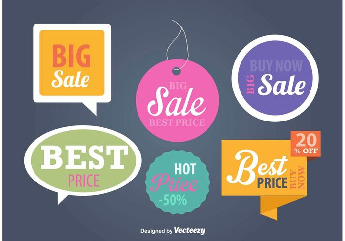 Price and advertising signs templates 148074 - WeLoveSoLo
