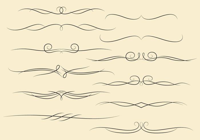 Swirly Borders - WeLoveSoLo