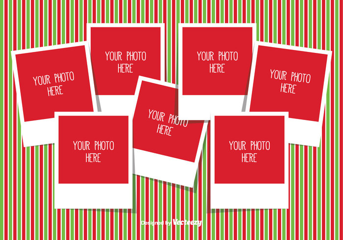 Christmas Photo Collage Template 131251 - WeLoveSoLo