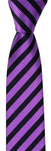 Children necktie Super Dad purple | Neckties | WeLoveTies.com