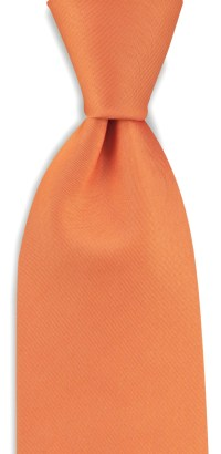Necktie orange | Neckties | WeLoveTies.com