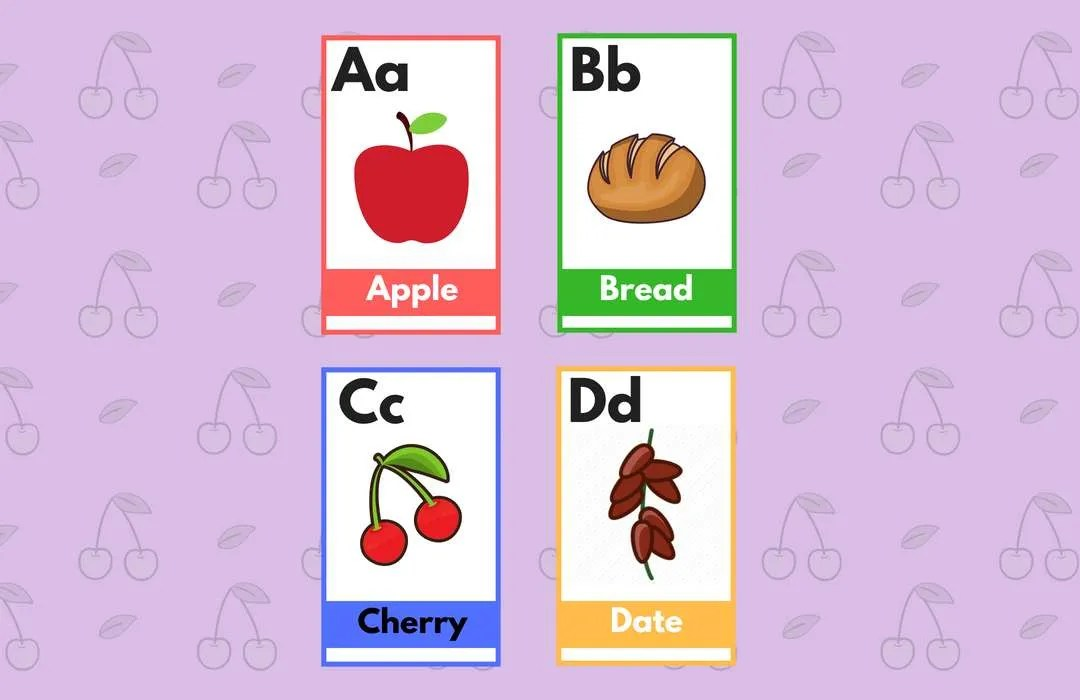 Over 100 FREE Printable Flash Cards! Welsh Mum of One