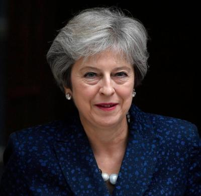 Theresa May: May warns EU not to treat UK unfairly in Brexit talks - WELT