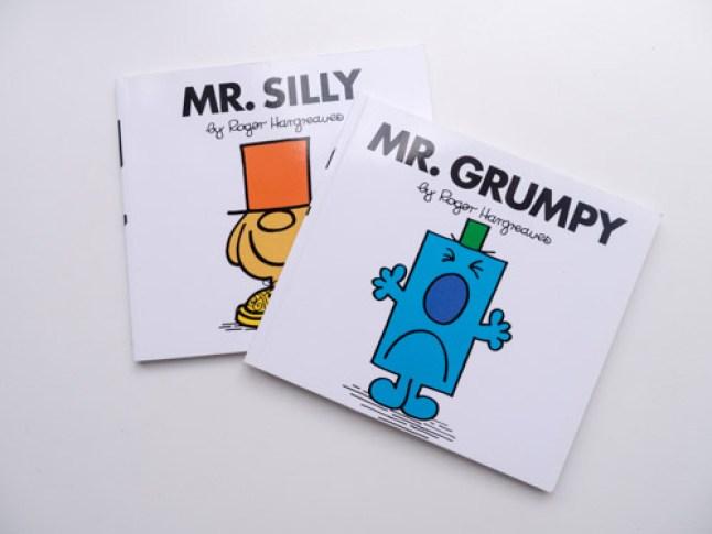 Mr. Grumpy. Mein Lieblingsbuch für Gute-Laune aus Großbritannien.