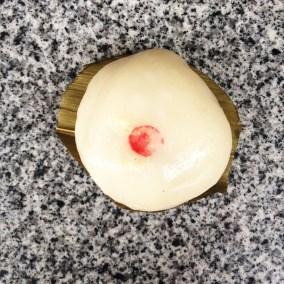 Asiatische Süßigkeit.