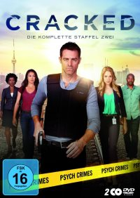 Cracked Staffel 2 - Cover