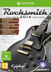 Rocksmith 2014 - Cover