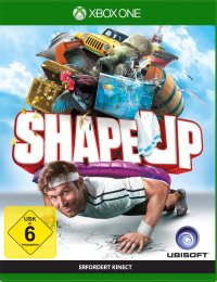 Shape Up - Cover