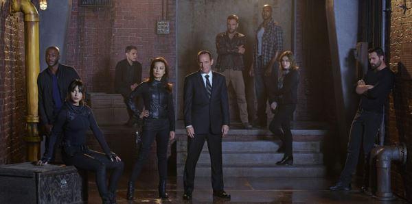 Agents of S.H.I.E.L.D. - Team