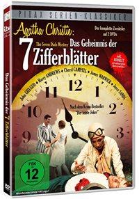 Agatha Christie: Das Geheimnis der 7 Zifferblätter, Rechte bei Pidax Film