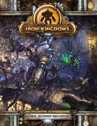 Iron Kingdom Cover