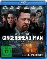 Blu-ray Cover - Gingerbread Man - Gefährliche Träume, Rechte bei Koch Media