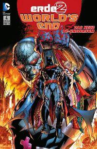 Comic Cover - Erde Zwei: World's End #4, Rechte bei Panini Comics