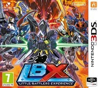 3DS Cover - Little Battlers eXperience, Rechte bei Nintendo