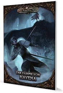 Abenteuer Cover - Der Vampir von Havena, Rechte bei Ulisses Spiele