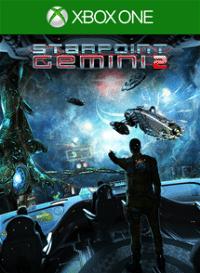 Xbox One Cover - Starpoint Gemini 2, Rechte bei Little Green Men Games