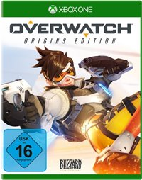Xbox One Cover - Overwatch, Rechte bei Blizzard