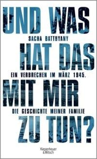 Buch Cover - Und was hat das mit mir zu tun? Rechte bei Kiepenheuer & Witsch