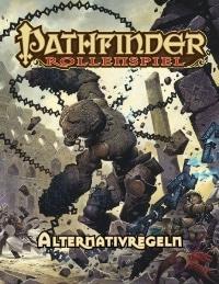Cover - Pathfinder Alternativregeln, Rechte bei Ulisses Spiele