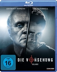 Blu-ray - Die Vorsehung - Solace, Rechte bei Concorde Home Entertainment