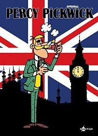 Comic Cover - Percy Pickwick - Gesamtausgabe #1, Rechte bei toonfish