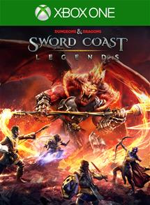 Xbox One - Sword Coast Legends, Rechte bei Digital Extremes