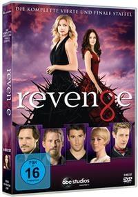 DVD Cover - Revenge - Die komplette vierte Staffel, Rechte bei ABC Studios / Walt Disney