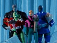 Robot Chicken – DC Comics Special #1-#3