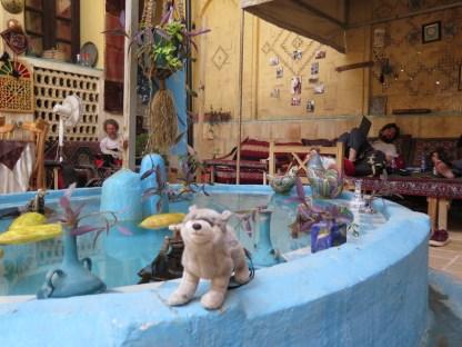 Lupi fand es in Shiraz auch super