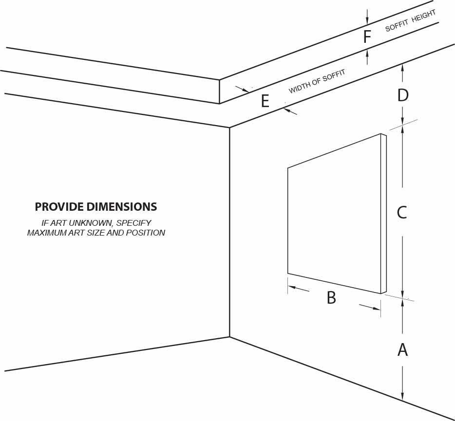 Soffit Ceiling Worksheet