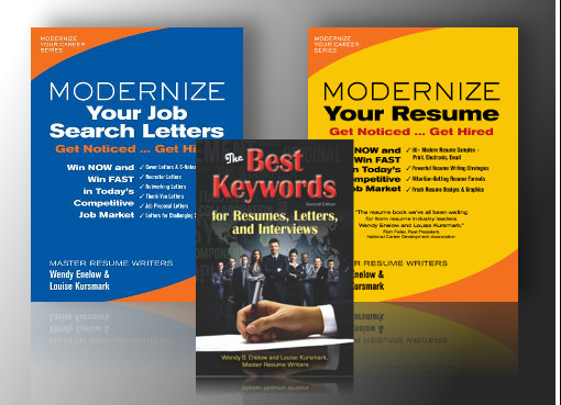 WendyEnelow  The Executive\u0027s Resume Writer  Career Coach - resume books