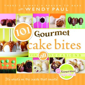 101 Cake Bites Hardcover
