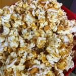 National Caramel Popcorn Day!