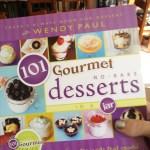 101 Gourmet No Bake Desserts