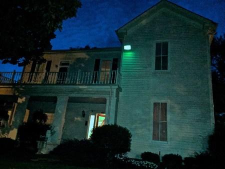 lowry house spooky