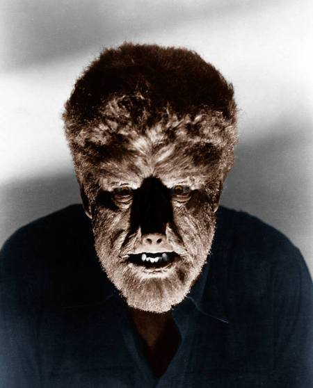 wolfman colorized