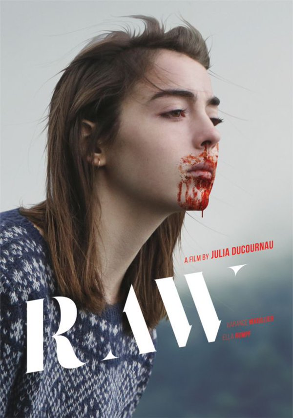 RAW: Cannibal movie making audiences faint