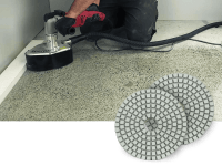 Step By Step - DIY - How to Polish Concrete Floors