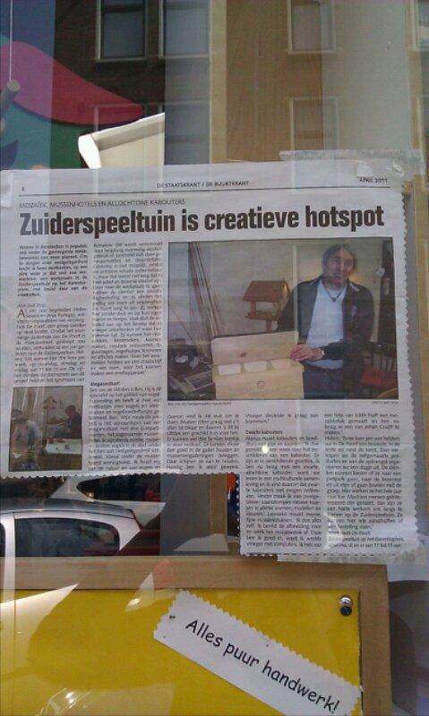 krantenartikel