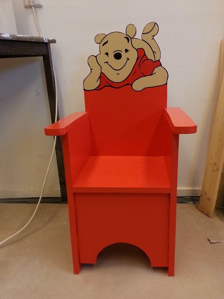 Kindertroon Winnie € 20