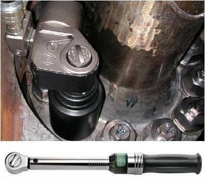 Flange Bolt-Up - Torque Tightening, Preload, Torque procedures