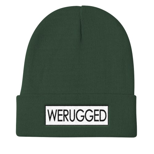 Embroidered-Beanie-BWB_Green