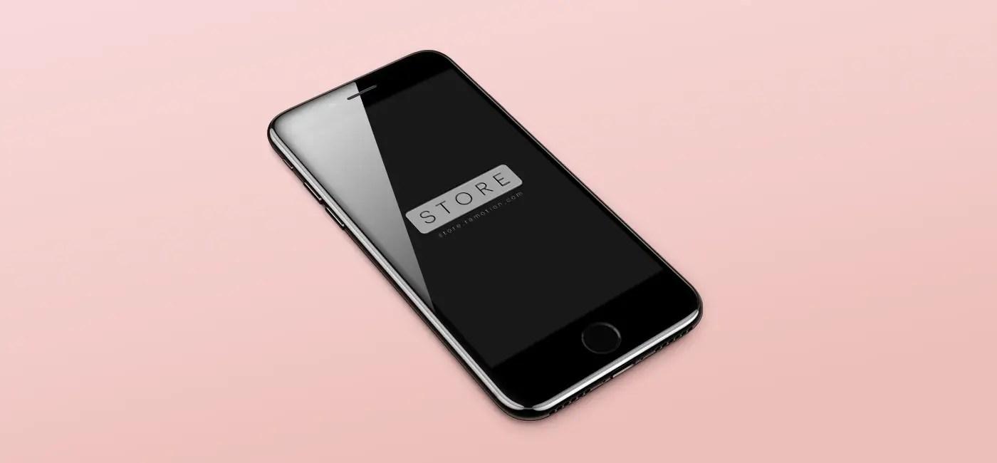 70 Free Iphone 7 Mockup Templates 2018 Weshare