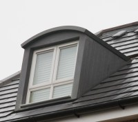 45 Curved Roof Dormer | GRP Window Surround | 6332-01