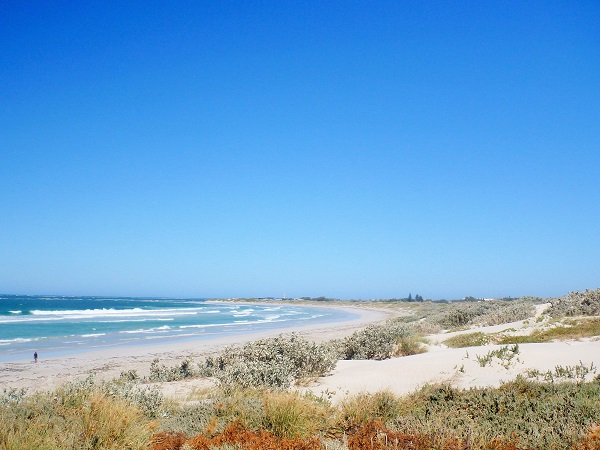 Back Beach Geraldton
