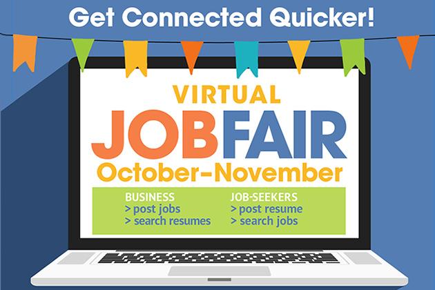 County Executives Sponsor Virtual Job Fair