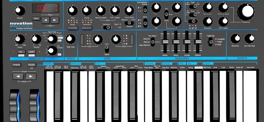 WDJ Pro Quick Guide to Analog Monophonic Synths