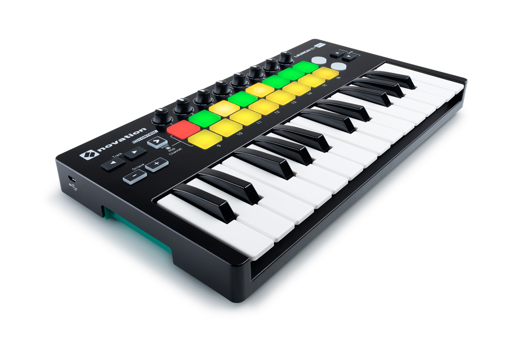 WDJ Pro Quick Guide to USB Midi Controller Keyboards